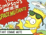 Découverte (Live) : The simpsons bart vs Space mutants