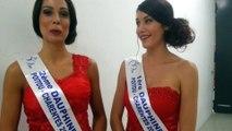 Les Dauphines de Miss Poitou-Charentes commentent l'élection