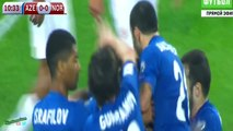 ★ AZERBAIJAN 1-0 NORWAY ★ 2018 FIFA World Cup Qualifiers - All Goals ★