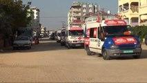 Hatay Avrasya Vakfı?ndan Suriye?ye 24 Ambulans