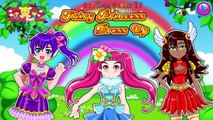 Anime Fairy Princess Dress Up: fairy Anime dress up games for girls.