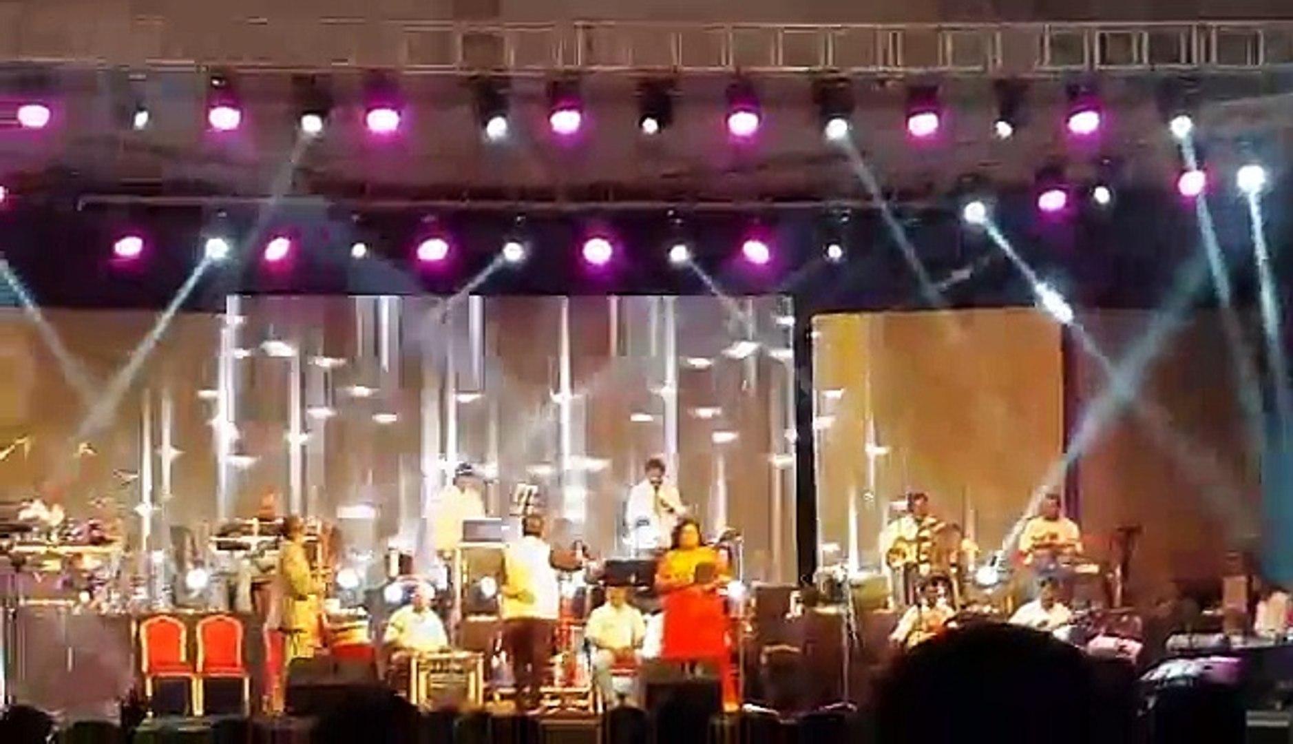 SPB in Jaffna - 4 (Anjali Anjali Song)