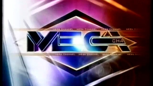 Mega Channel Bumper Idents 1991-2003