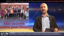 HPyTv JT65 | L'info de Tarbes et des Hautes Pyrénées (10 octobre 2016)