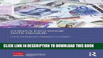 [PDF] China s Exchange Rate Regime (Routledge Studies on the Chinese Economy) Full Online