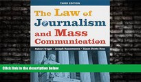 FULL ONLINE  The Law of Journalism and Mass Communication
