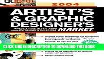 [Read PDF] 2004 Artist s   Graphic Designer s Market (Artist s   Graphic Designer s Market, 2004)