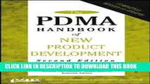 Collection Book The PDMA Handbook of New Product Development