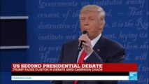 """Donald Trump: """"if I was president, captain Khan would still be alive... Iraq was a disaster"""""""