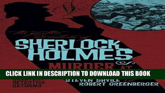 [PDF] The Further Adventures of Sherlock Holmes - Murder at Sorrow s Crown (Further Adventures of