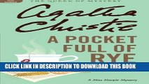 [PDF] A Pocket Full of Rye: A Miss Marple Mystery (Miss Marple Mysteries) Full Colection