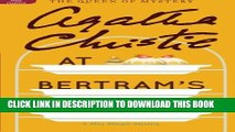[New] At Bertram s Hotel: A Miss Marple Mystery (Miss Marple Mysteries) Exclusive Full Ebook