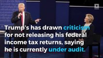 Donald Trump said 'of course' he used $916M loss to 'avoid' taxes