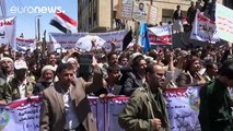 Υεμένη: Διαδηλώσεις κατά της Σαουδικής Αραβίας μετά από αεροπορική επιδρομή