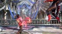 Tekken 7 Miguel Gameplay Reveal (Tekken 7: Fated Retribution)
