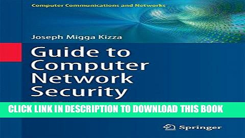 New Book Guide to Computer Network Security (Computer Communications and Networks)