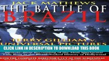 [PDF] The Battle of Brazil: Terry Gilliam v. Universal Pictures in the Fight to the Final Cut (The