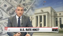 Rates could go up in December: Federal Reserve Vice Chair