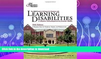 READ BOOK  K W Guide to Colleges for Students with Learning Disabilities, 10th Edition (College