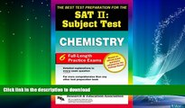READ  SAT II: Chemistry (REA) -- The Best Test Prep for the SAT II (SAT PSAT ACT (College