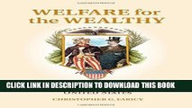 Collection Book Welfare for the Wealthy: Parties, Social Spending, and Inequality in the United