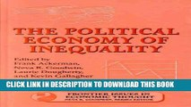 Collection Book The Political Economy of Inequality (Frontier Issues in Economic Thought)