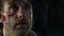 The Walking Dead : extrait du premier épisode de la saison 7