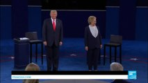 US Presidential elections: Watch Clinton/Trump 2nd debate highlights