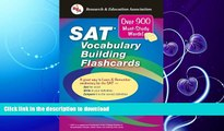 READ  SAT® Vocabulary Builder Interactive Flashcards Book (SAT PSAT ACT (College Admission)