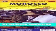 Collection Book Morocco 1:1 200 000 Include inset of Casablanca, Marrakesh, Rabat, Sale, Tangier