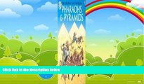 Big Deals  Pharaohs and Pyramids (Usborne Time Traveler)  Best Seller Books Most Wanted