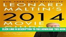 [PDF] Leonard Maltin s 2014 Movie Guide: The Modern Era (Leonard Maltin s Movie Guide) Popular