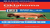 Collection Book Rand McNally Folded Map: Oklahoma (Rand McNally State Maps)