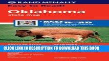 Collection Book Rand McNally Folded Map: Oklahoma (Rand McNally State Maps)