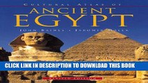 Collection Book Cultural Atlas of Ancient Egypt, Revised Edition (Cultural Atlas Series)