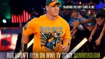 WWE BREAKING NEWS: JOHN CENA WILL BE OUT FOR THE REST OF THE YEAR (JOHN CENA LEAVING WWE UPDATE)