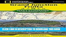 New Book Grand Junction, Fruita (National Geographic Trails Illustrated Map)
