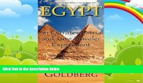 Big Deals  Egypt: An Extraterrestrial And Time Traveler Experiment by Dr. Bruce Goldberg(July 15,