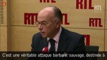Agression de policiers en Essonne : « pas de zone de non-droit en France » selon Bernard Cazeneuve
