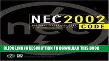 New Book National Electrical Code 2002 - Looseleaf Version (National Electrical Code (Looseleaf))