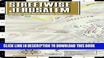 Collection Book Streetwise Jerusalem Map - Laminated City Center Street Map of Jerusalem, Israel -