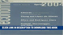 [Read PDF] Economia: Spring 2004: Journal of the Latin American and Caribbean Economic Association
