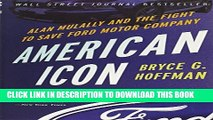 [PDF] American Icon: Alan Mulally and the Fight to Save Ford Motor Company Popular Colection