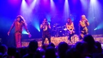 Steel Panther : wild with girls à La Cigale Paris 2016