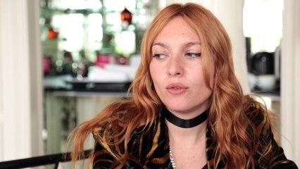 """Interview """"Allongez-vous"""" avec Joséphine de la Baume"""