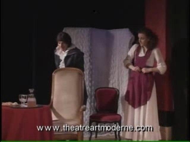 Theatre d'Art Moderne Louison de Musset 1 (extrait)