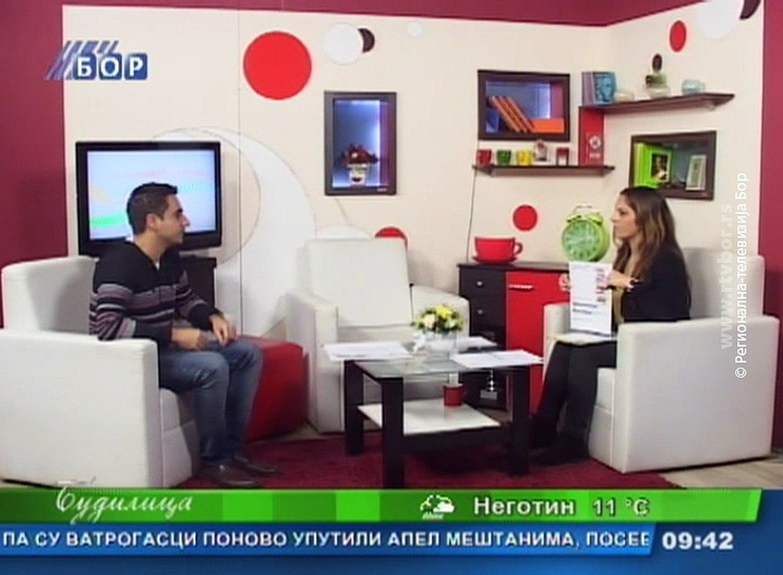 Budilica gostovanje (Saša Čorboloković), 10. oktobar (RTV Bor)