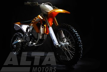 Electric Bike To Make History At Red Bull Straight Rhythm