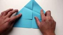 Comment faire un avion en papier qui vole comme un oiseau ?