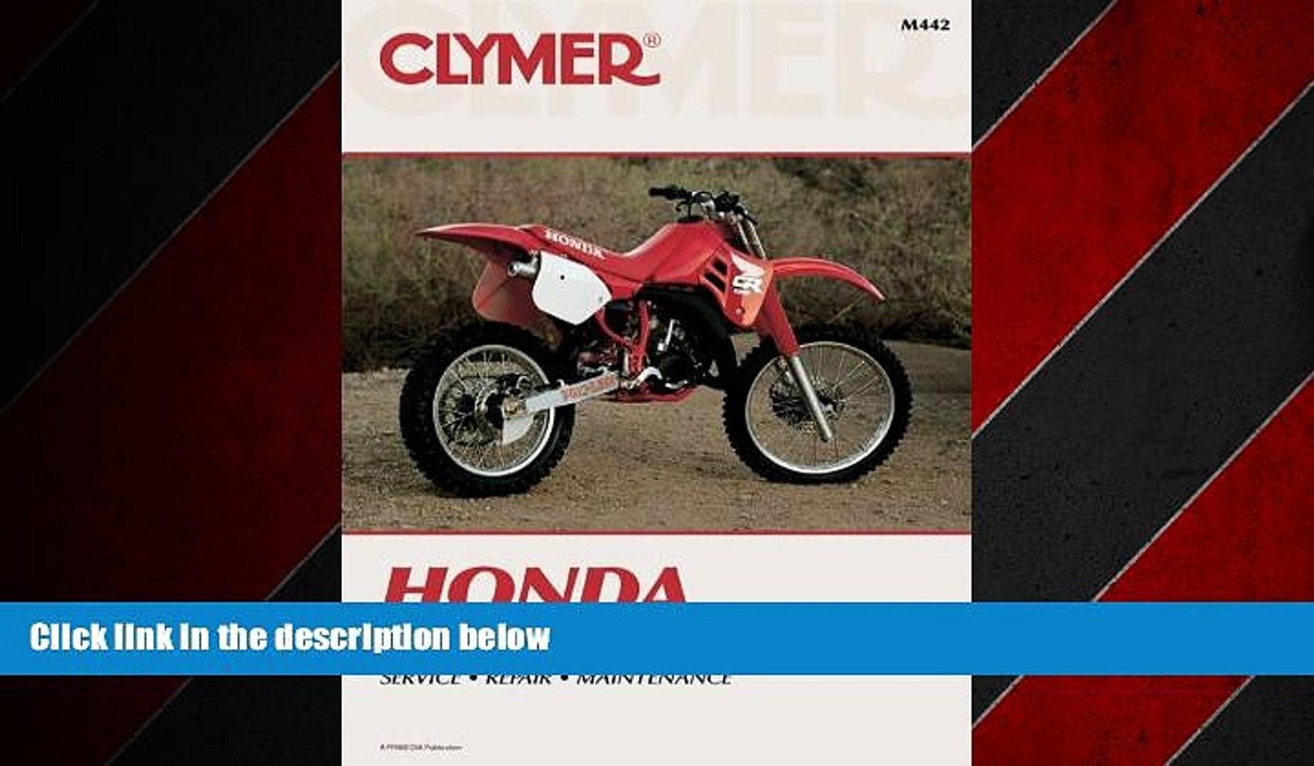 Bestseller  1999 Honda Valkyrie Service Manual Pdf